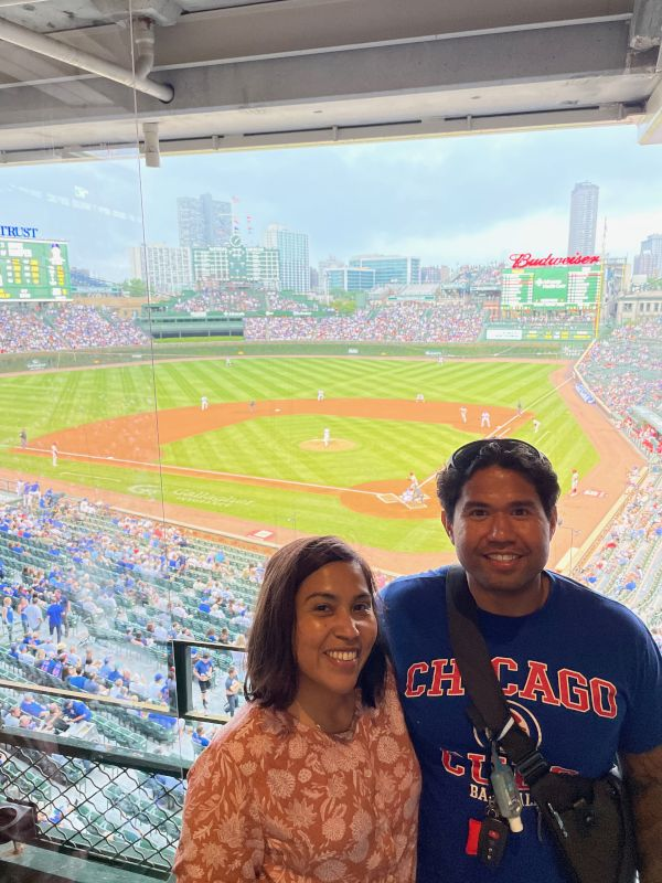 Catching a Game at Wrigley Field