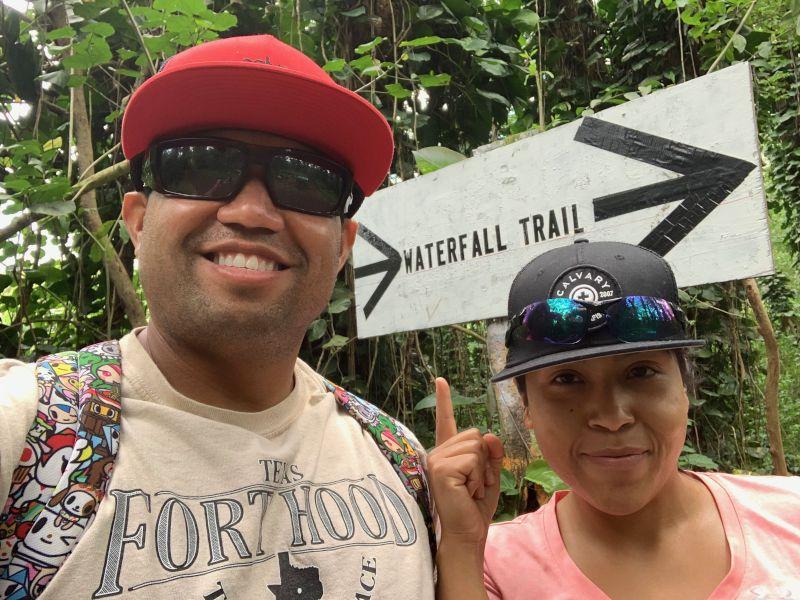Hiking to See Waterfalls in Hawaii