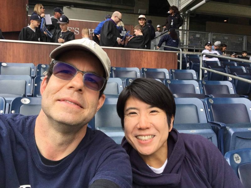 Rooting for the Yankees