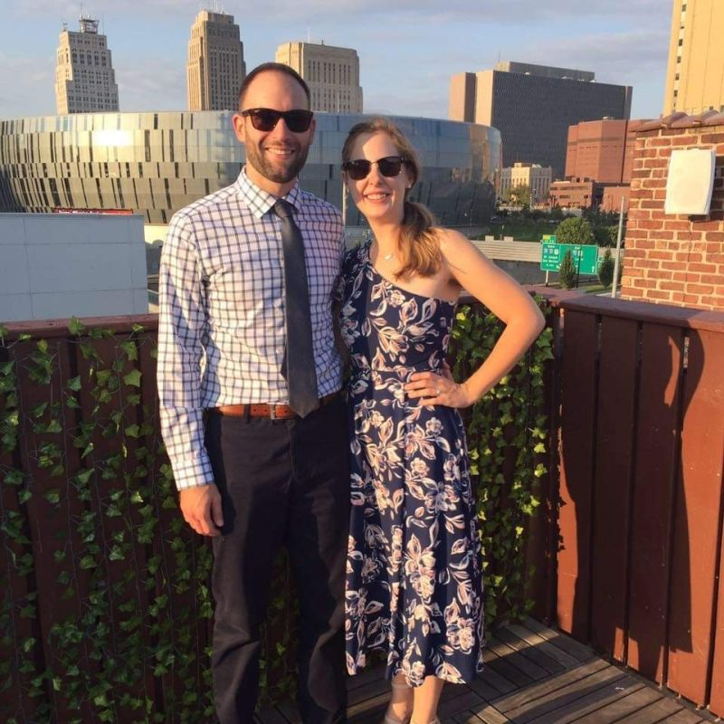 Celebrating a Rooftop Wedding