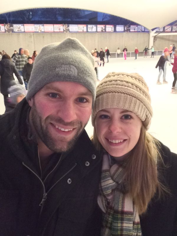Ice Skating is a Holiday Tradition