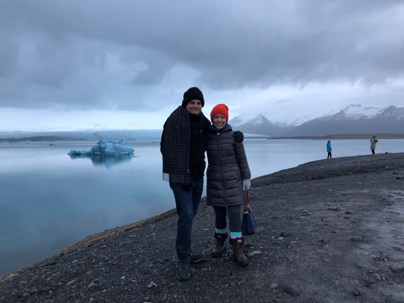 On Our Tour of Iceland
