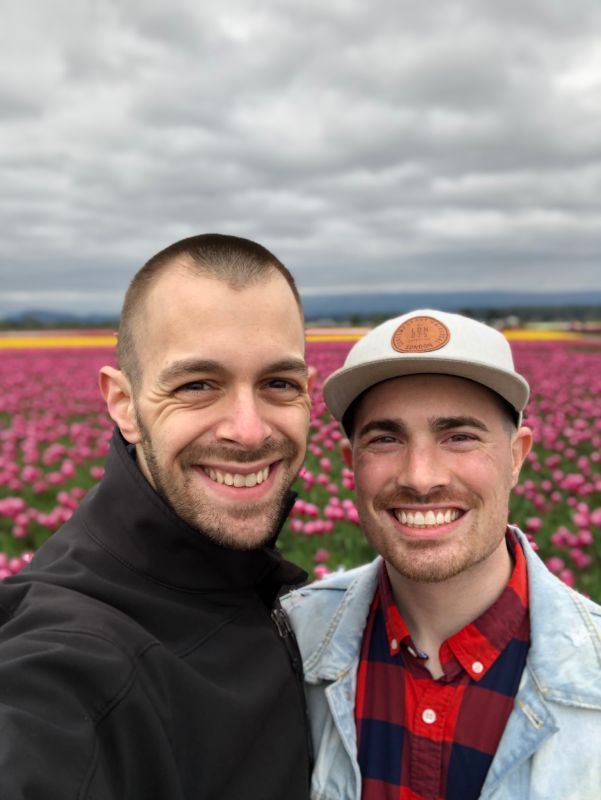 Annual Trip to the Tulip Festival - A Family Tradition