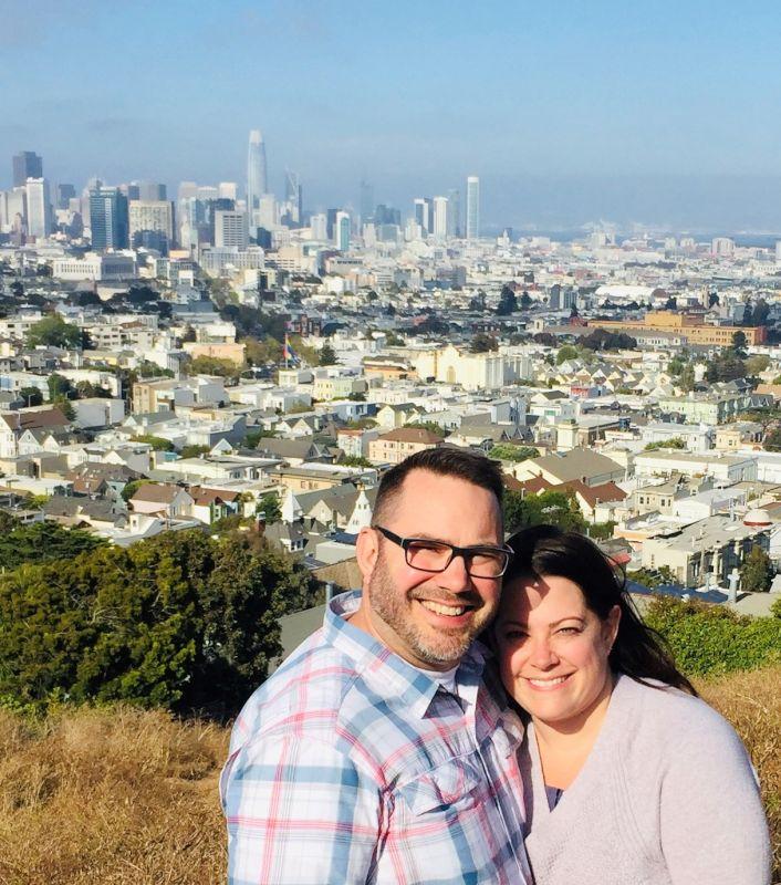 Visiting Family in San Francisco