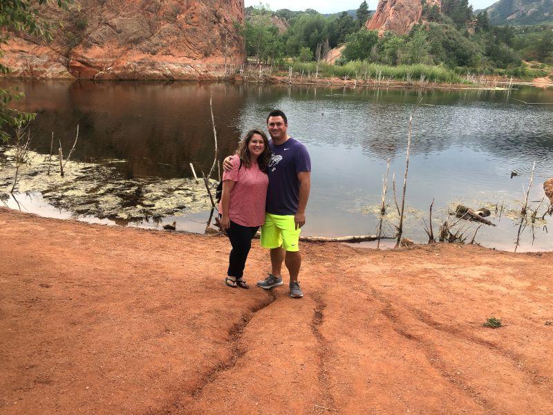 Exploring Red Rock Canyon in Colorado