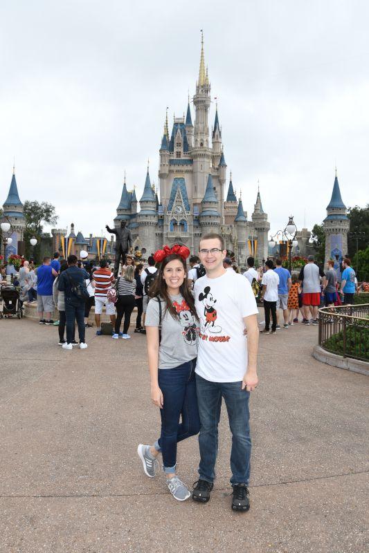 Our First Disney Trip