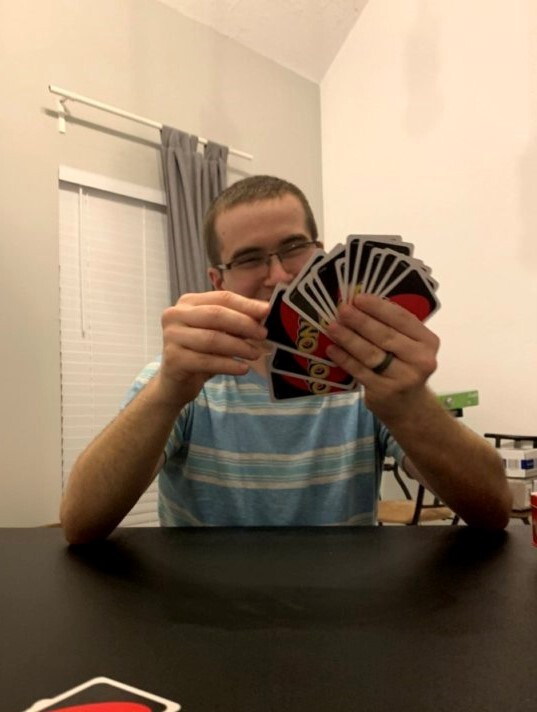 We Love to Play Card Games