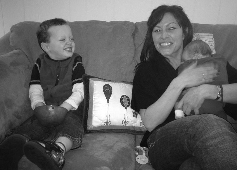 Carrie & Our Nephews