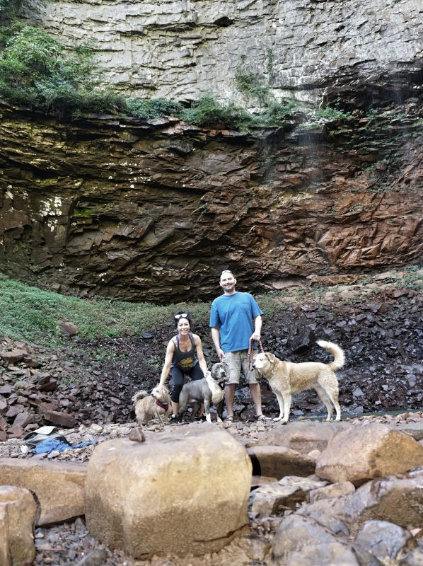 Hiking With Our Pups
