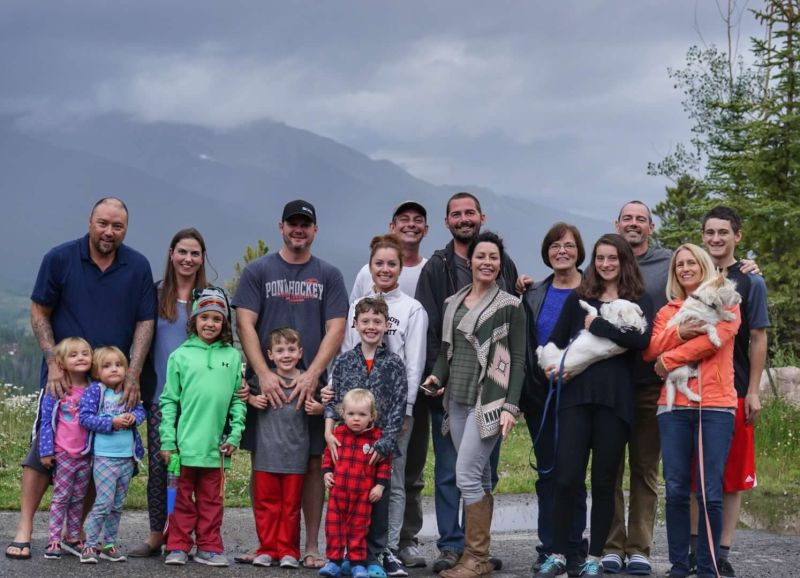 Vacation in Colorado With Our Families