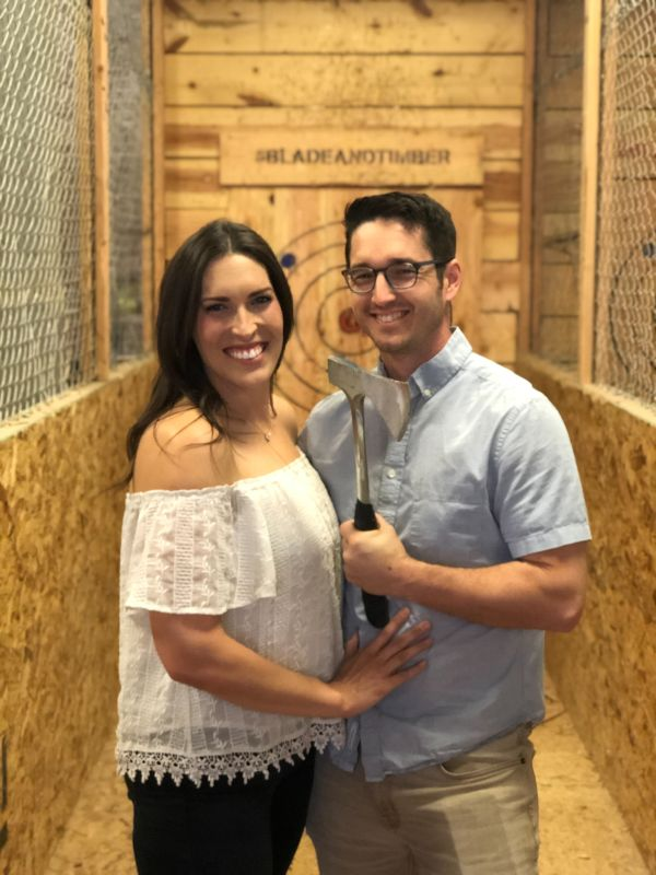 Axe Throwing Champions