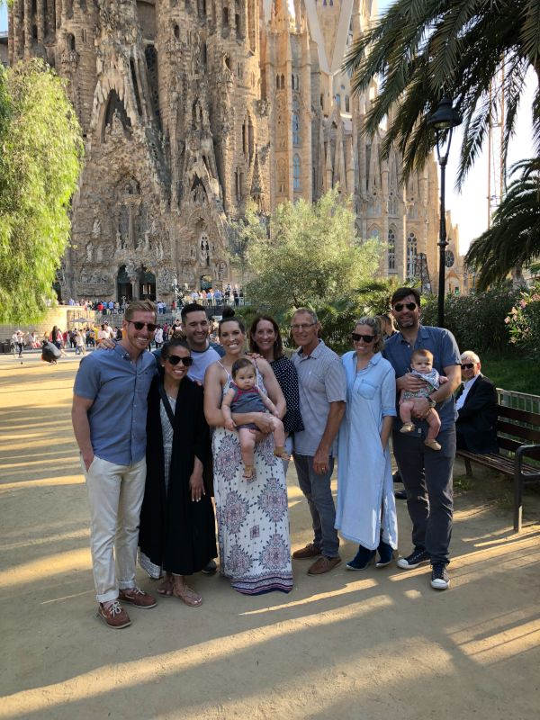A Family Trip to Spain