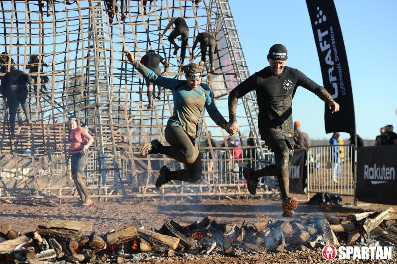 Finishing Our First Spartan Race