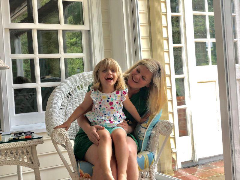 Amanda Loves Children!