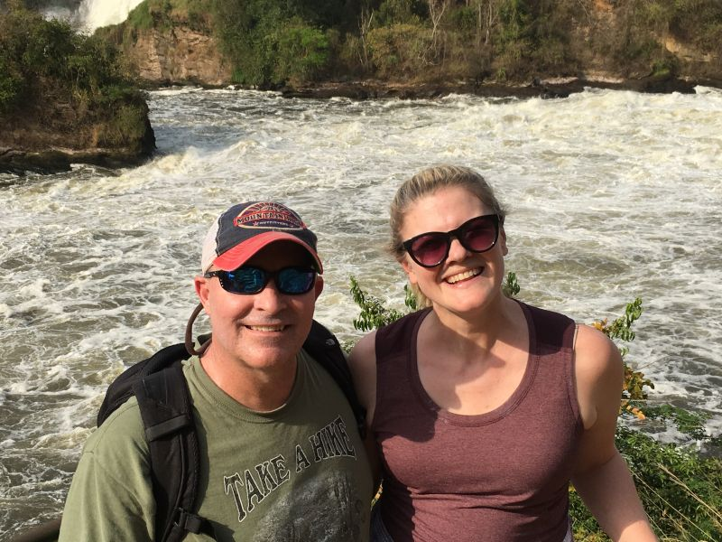 Beside the Nile River After a Mission Trip to Uganda