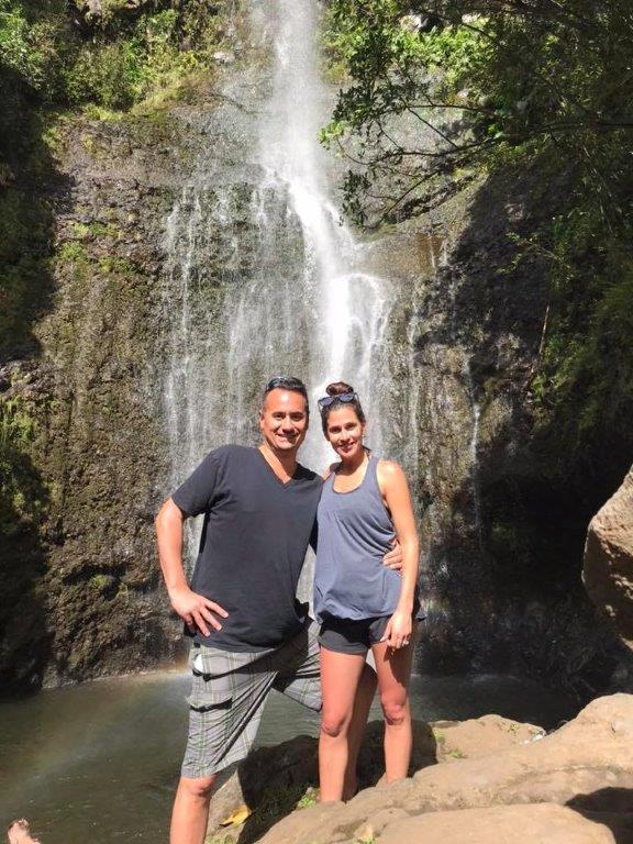 The Road to Hana in Maui