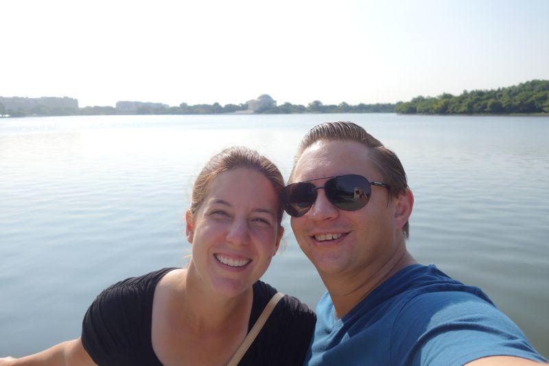Long Walk Along the Potomac