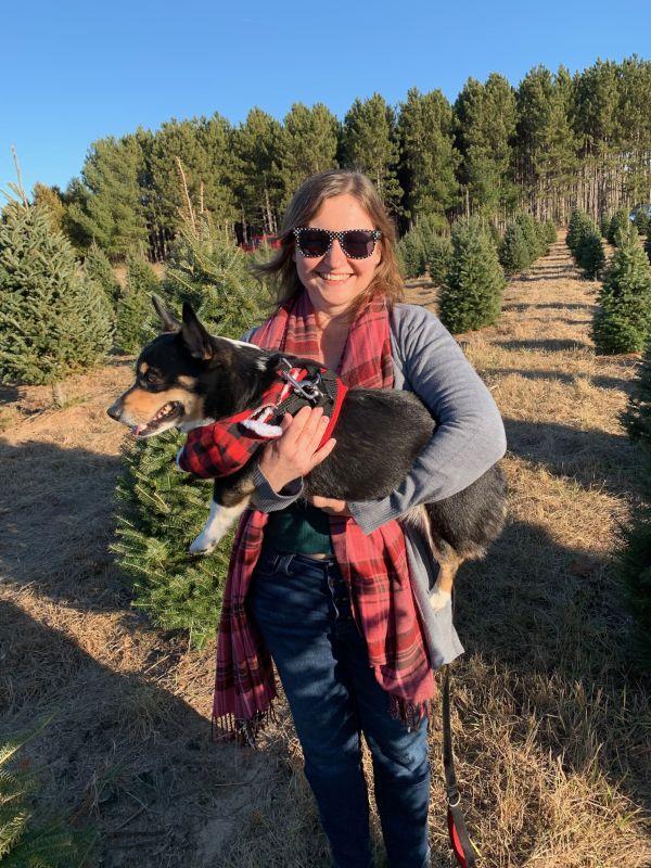 Annual Trip to the Christmas Tree Farm