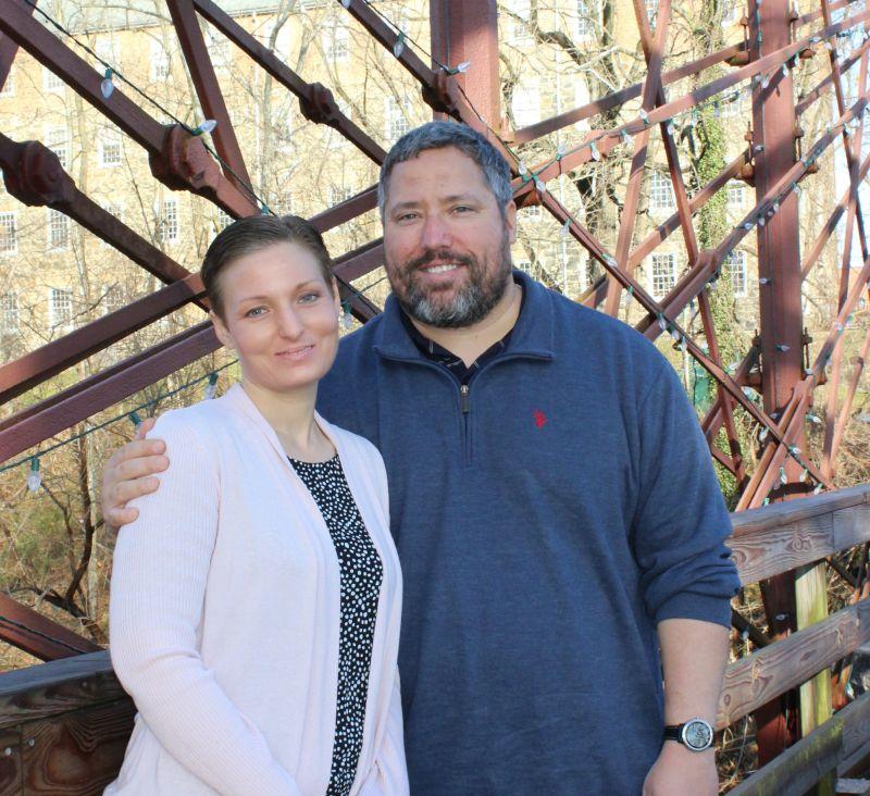 Visiting a Historic Train Bridge