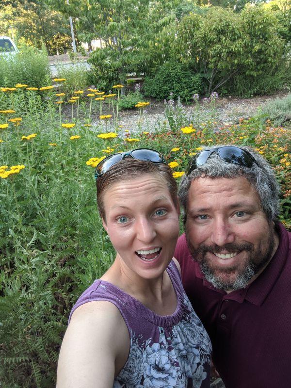 We Love Visiting the Gardens in Roanoke