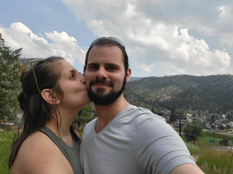 Kisses Among the Mountaintops