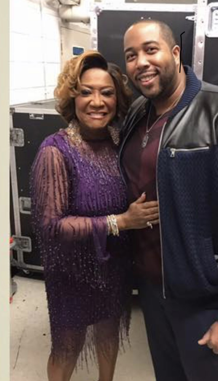 Backstage With the Legendary Patti LaBelle