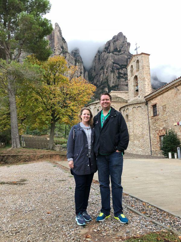 Enjoying Walking Trails in Spain