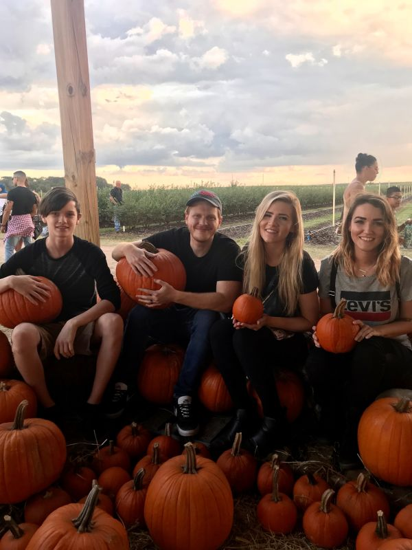 We Can't Wait to Take a Little One to Our Yearly Pumpkin Patch Trips