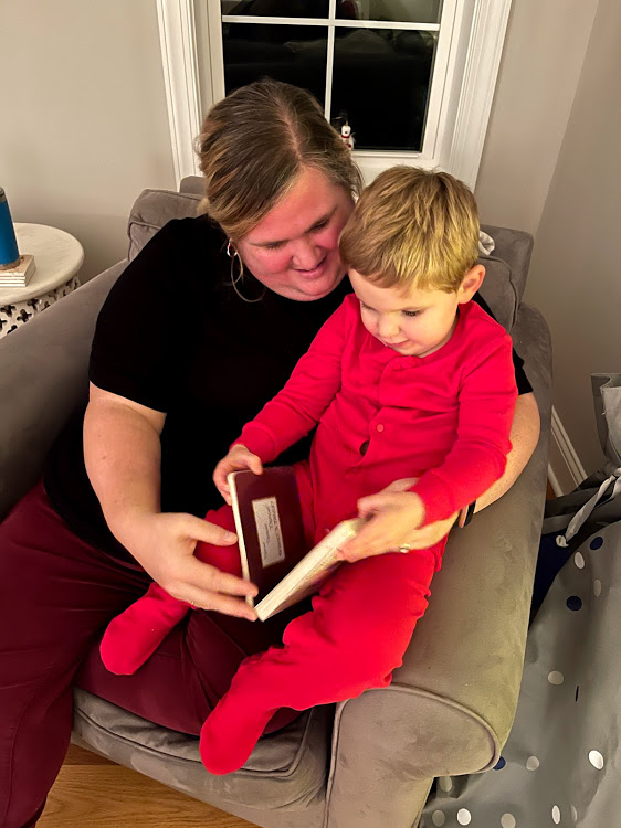 Bedtime Stories With Our Godson
