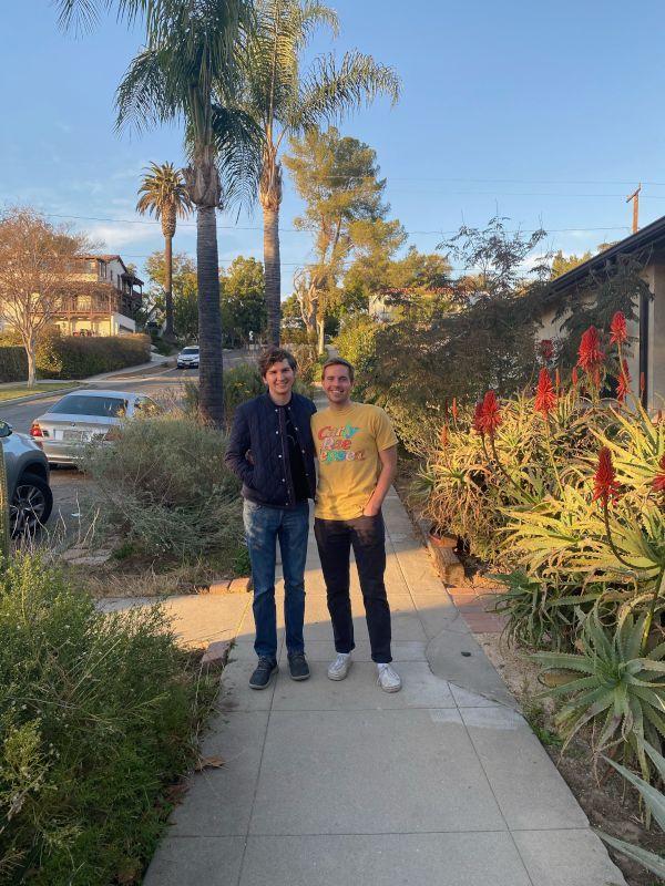Walking Through Our Wonderful Neighborhood