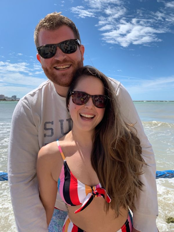 Clearwater Beach, Florida is Our Happy Place