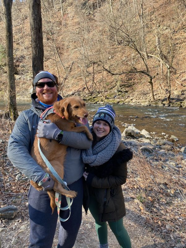 Family Hike Along the Creek