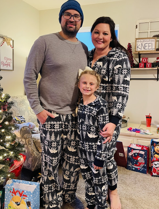 Matching Family Pajamas Are a Must!