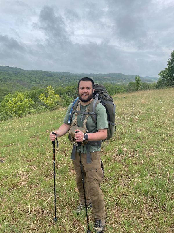 Greg Backpacking