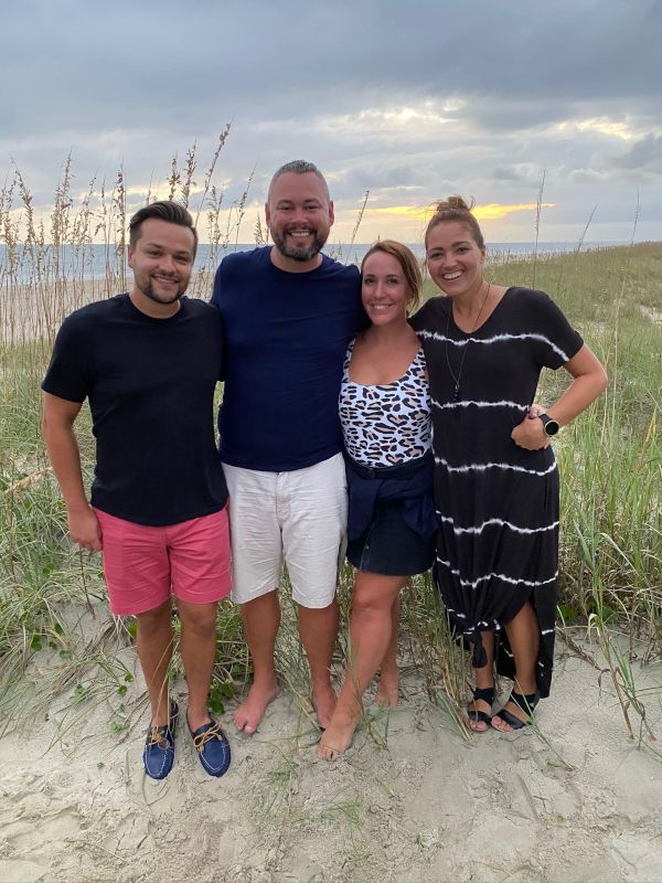 Outer Banks with Friends