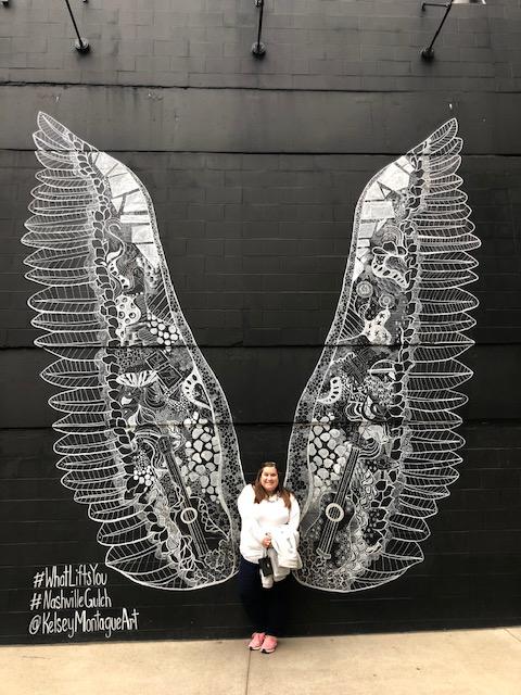 Mural Hopping in Nashville