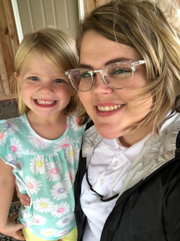Ashlee & Our Niece