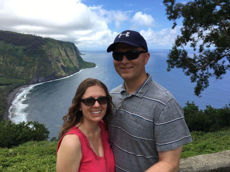 Enjoying the Big Island of Hawaii