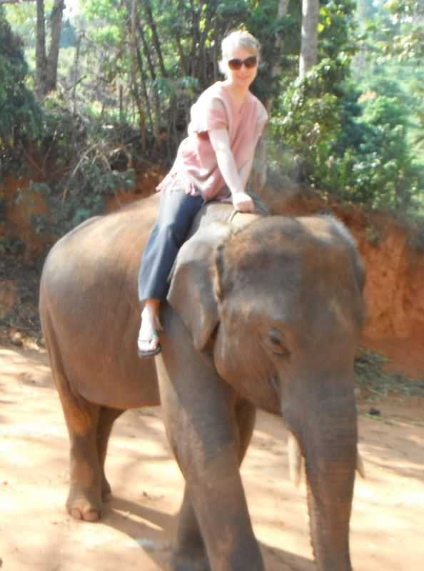 Stefany in Thailand