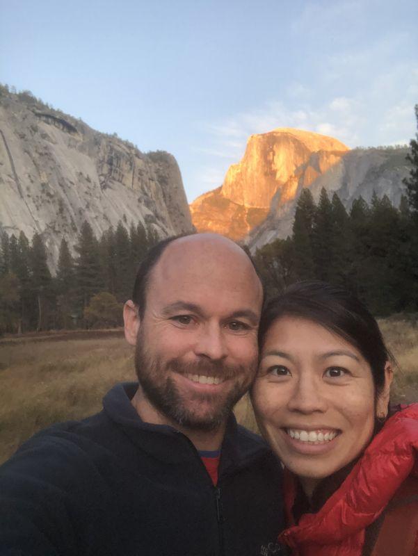 Trip to Yosemite National Park