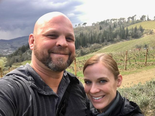 Enjoying the Sights in Tuscany