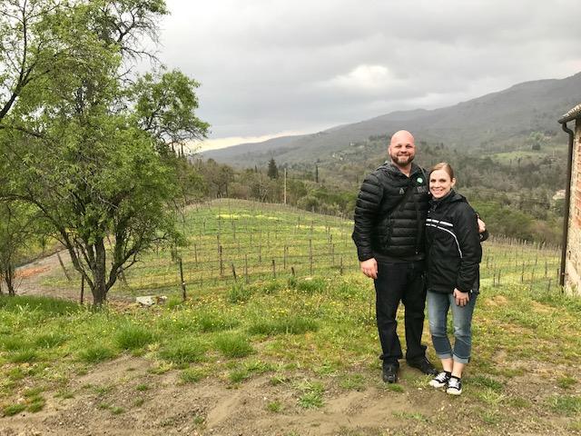 Visit to a Vineyard