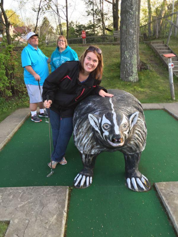Mini Golf in Northern Wisconsin