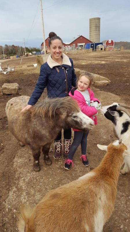Making Friends at a Farm for Rescue Animals