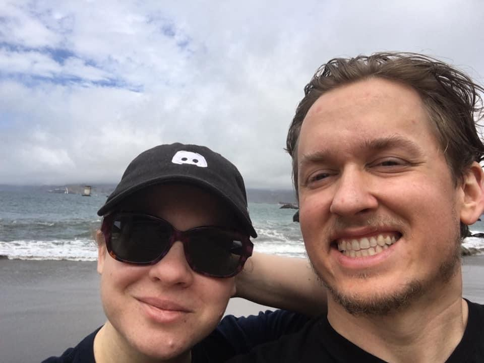 Hike Down the Beach