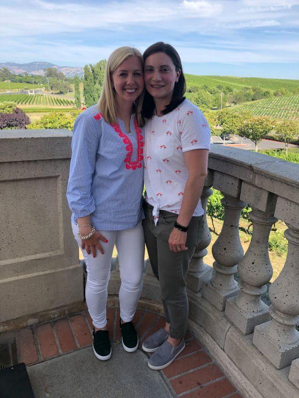 Exploring the Napa Vineyards