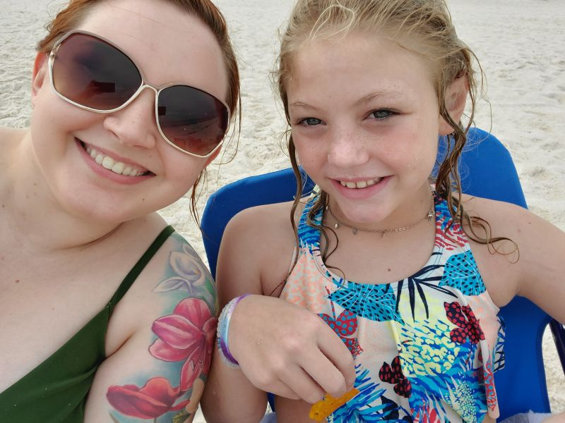 Girls' Day at the Beach