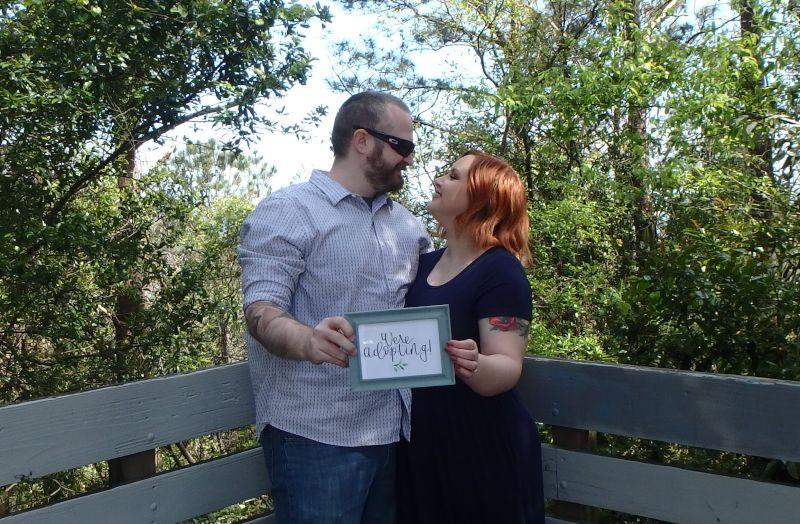 Adoption Announcement!