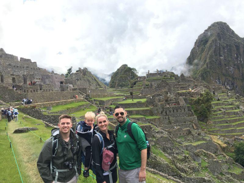Enjoying and Exploring Machu Picchu in Peru