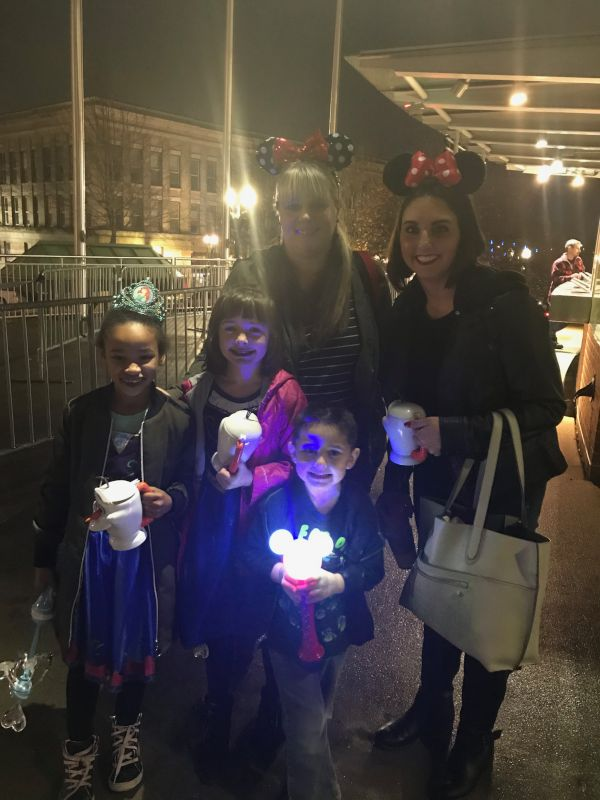 Disney on Ice with Friends